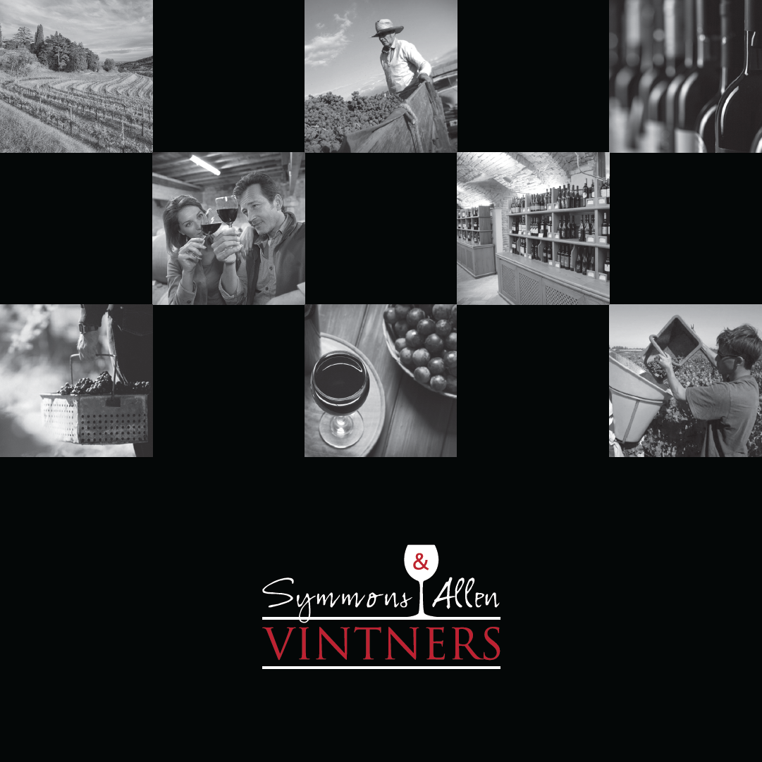 Wine selection portfolio